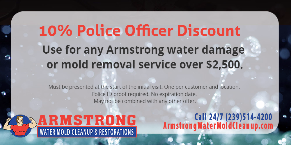Police Officer Discount