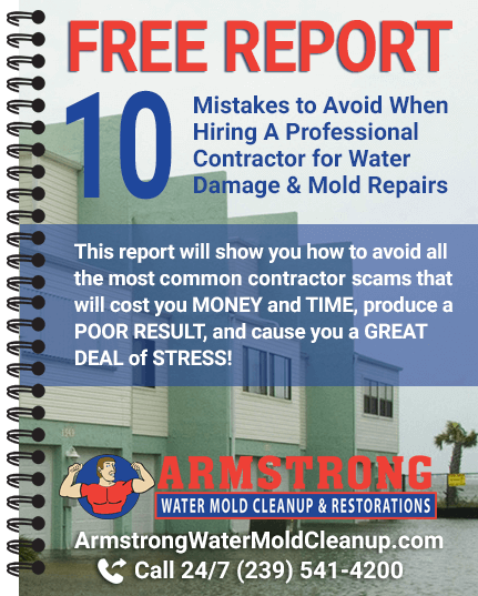 How to Avoid Contractor Scams for Water Damage and Mold